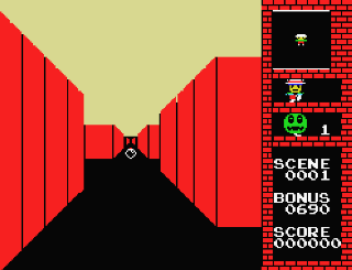 3-D Bomberman-gameplay screenshot