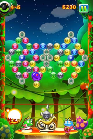 Puzzle Bobble - Bust a Move - Bomb Shot 1