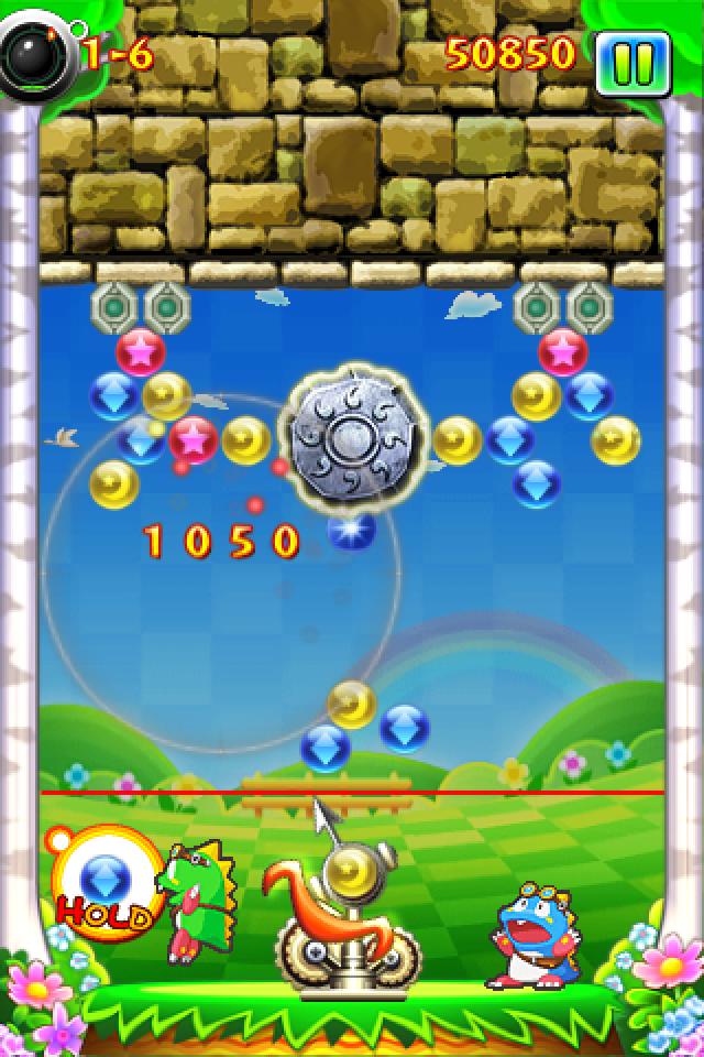 Puzzle Bobble - Bust a Move - Bomb Shot 2