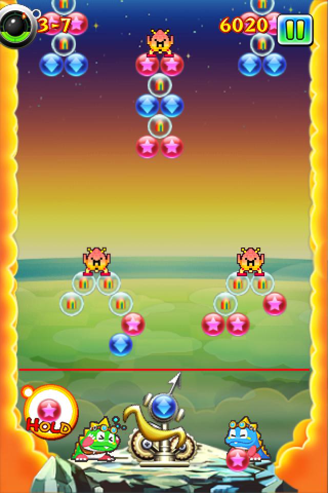 Puzzle Bobble - Bust a Move - Bubble Attack