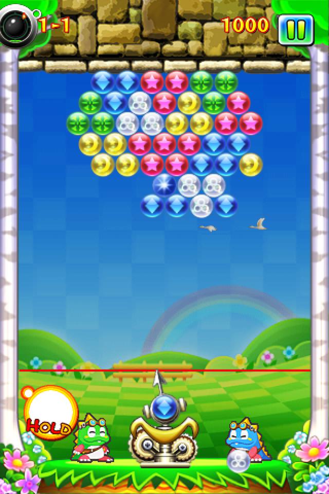 Puzzle Bobble - Bust a Move - Bubble Shooter