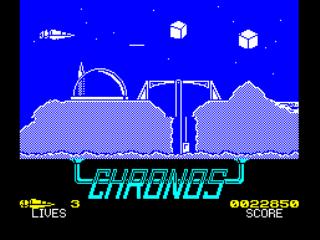 Chronos screenshot