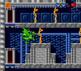 DRAGON EGG - Gameplay Screenshot 3