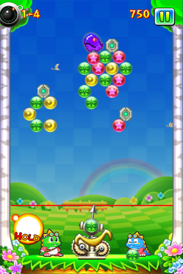 Puzzle Bobble - Bust a Move - Enemy Charge