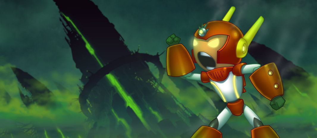 Explodermon Screenshot