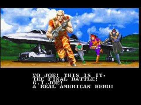 G.I. Joe Arcade Screenshot 1