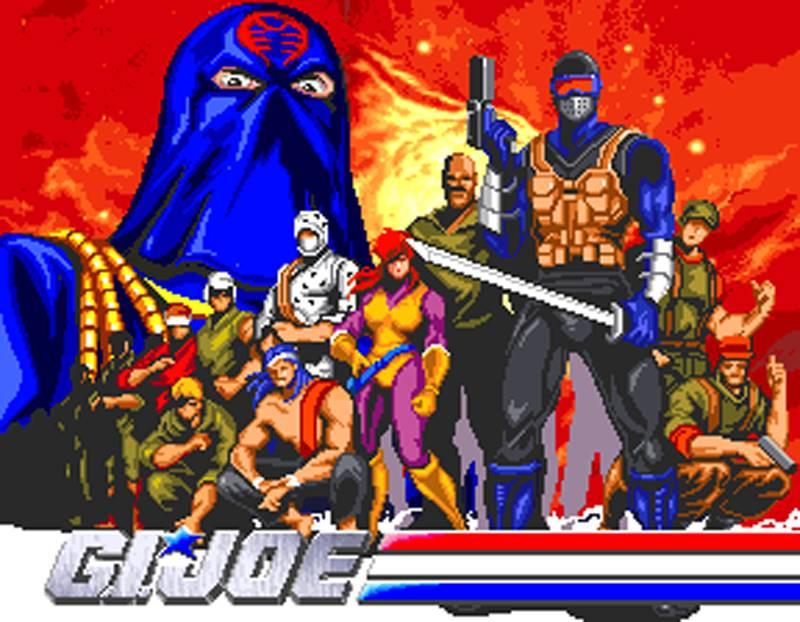 G.I. Joe Arcade Screenshot 3