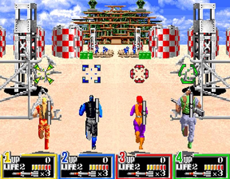 G.I. Joe Arcade Screenshot 4