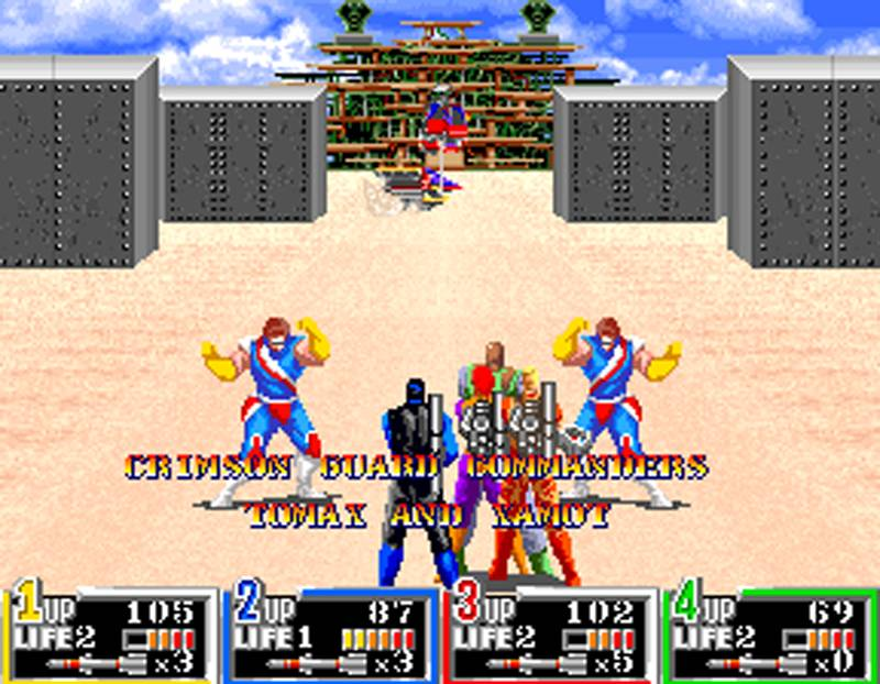 G.I. Joe Arcade Screenshot 5