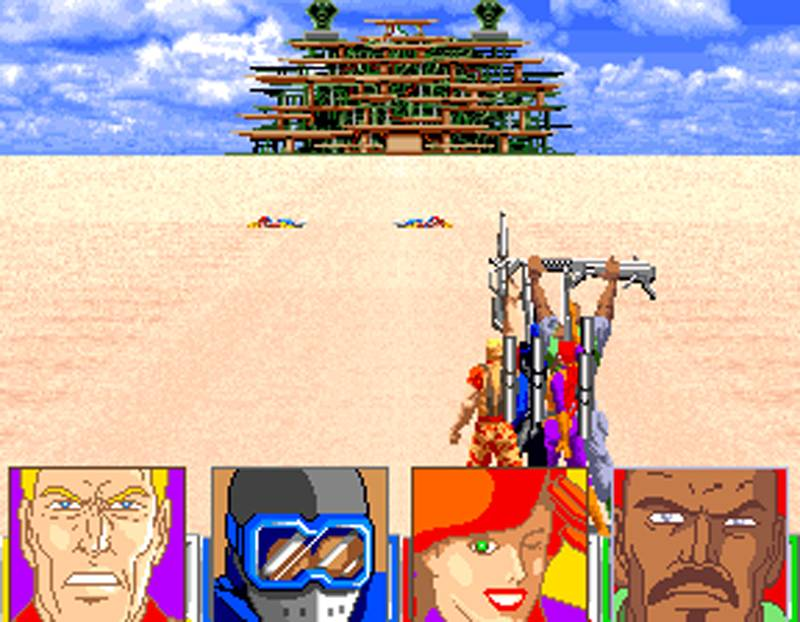 G.I. Joe Arcade Screenshot 6