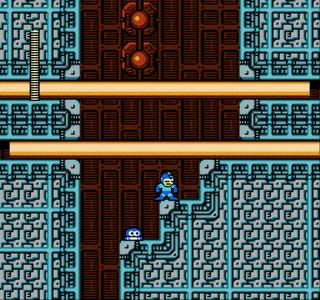MegaMan 2- Gameplay Screenshot