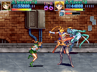 Pretty Soldier Sailor Moon - Gameplay Screenshot 5