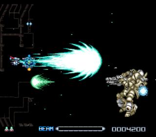 R-Type 3 - Gameplay Screenshot