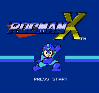 Rocman X Gameplay Screenshot