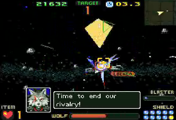Star Fox 2 - Screenshot 1