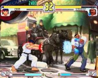 Street Fighter 3 Third Strike – Dreamcast