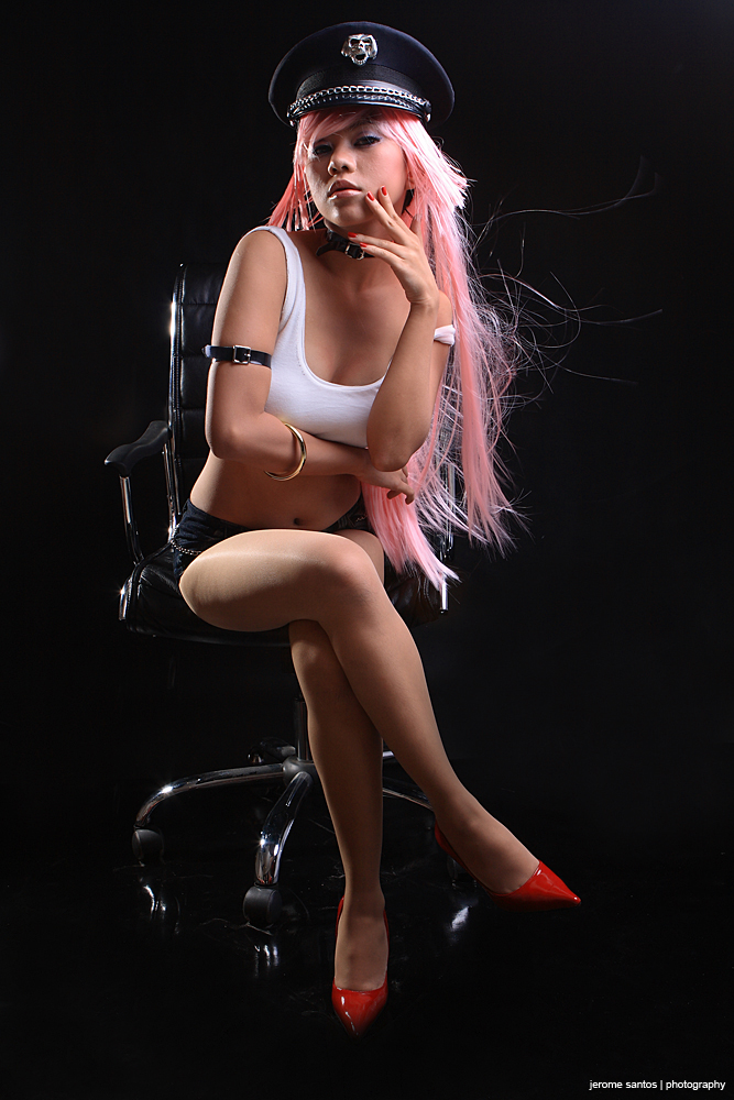 Street Fighter Cosplay - Poison Cosplay 1