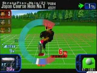Tee Off – Dreamcast