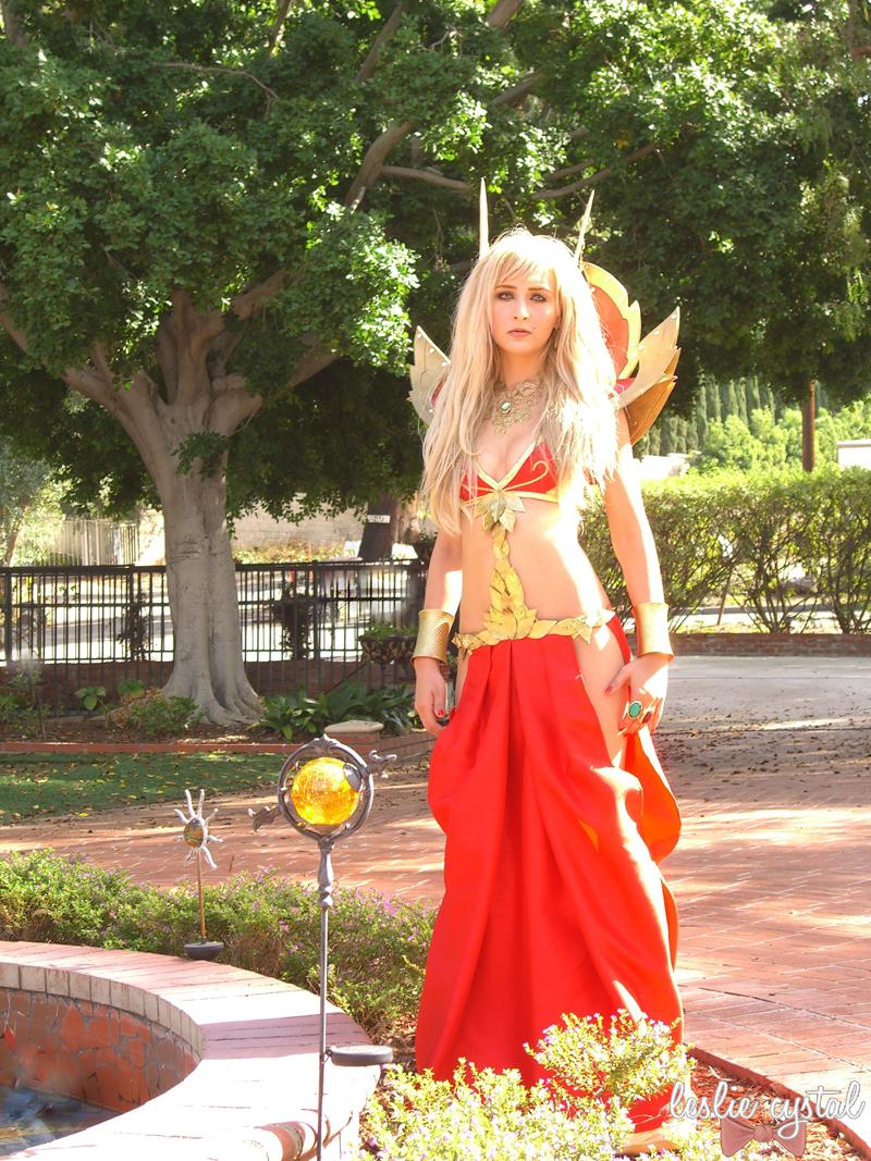 World of Warcraft Cosplay - Blood Elf III