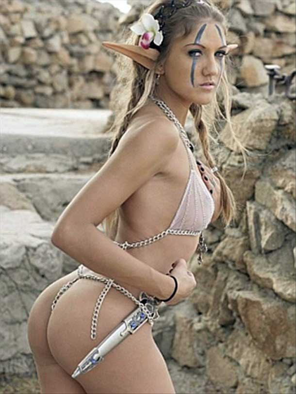 World of Warcraft Cosplay - Blood Elf Rogue