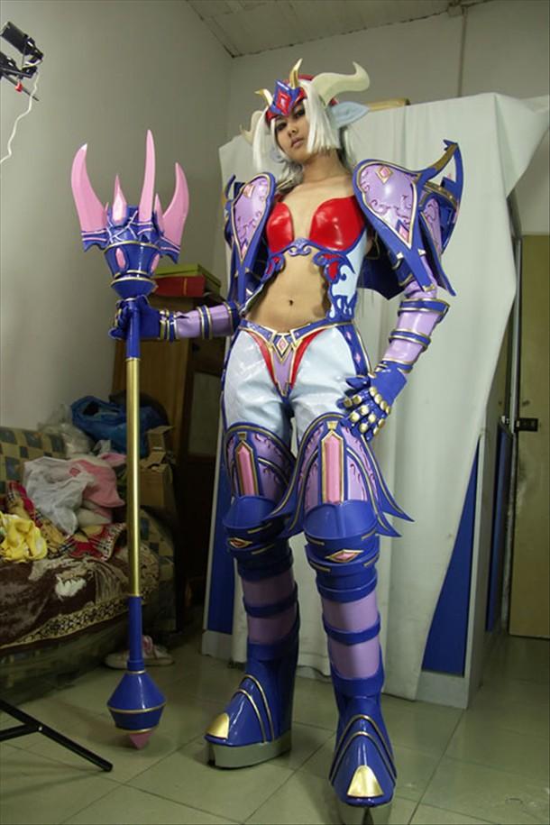 World of Warcraft Cosplay VIII