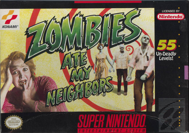 The Daily Vid: Zombies Ate My Neighbors Commercial