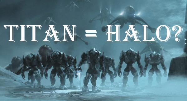 Is Titan Halo?