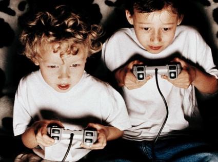 Little Kid Gamers