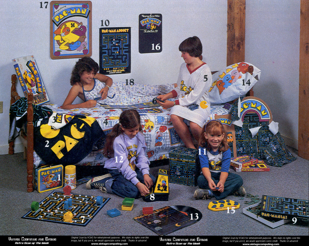 Pac Man Room
