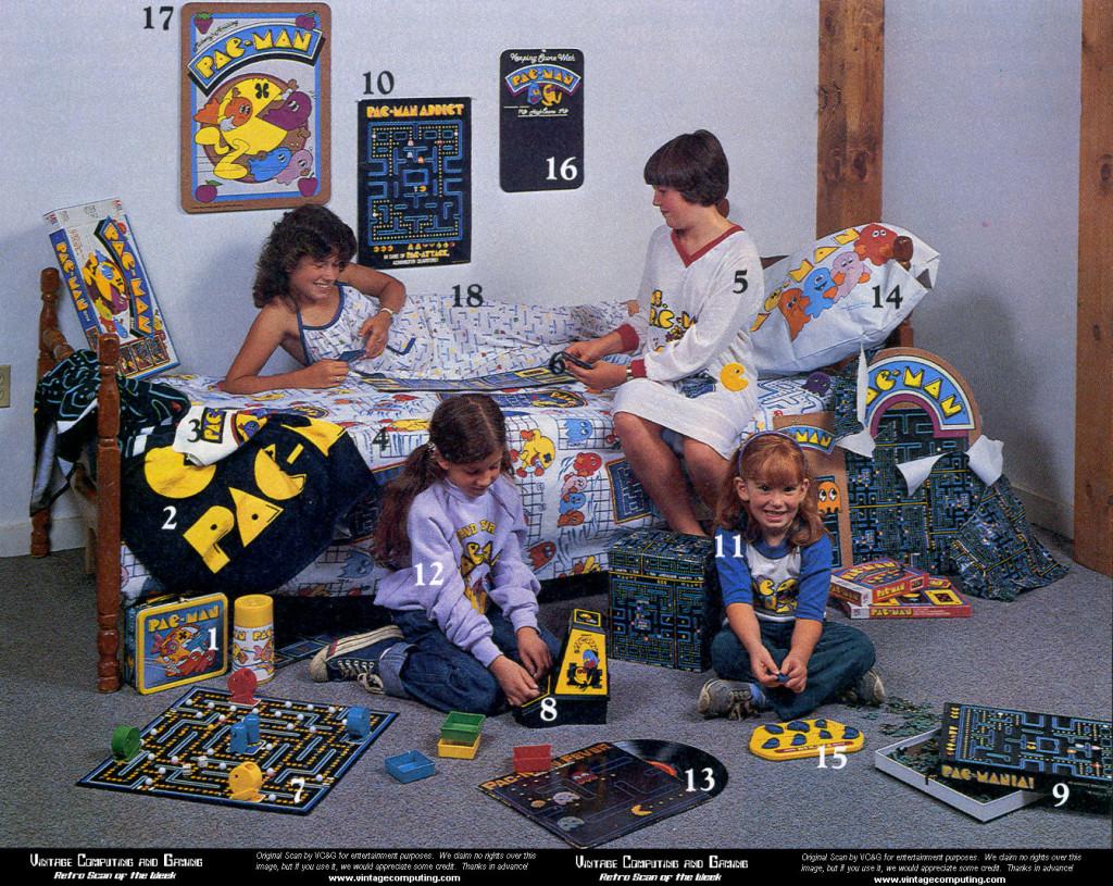 Pac Man Room