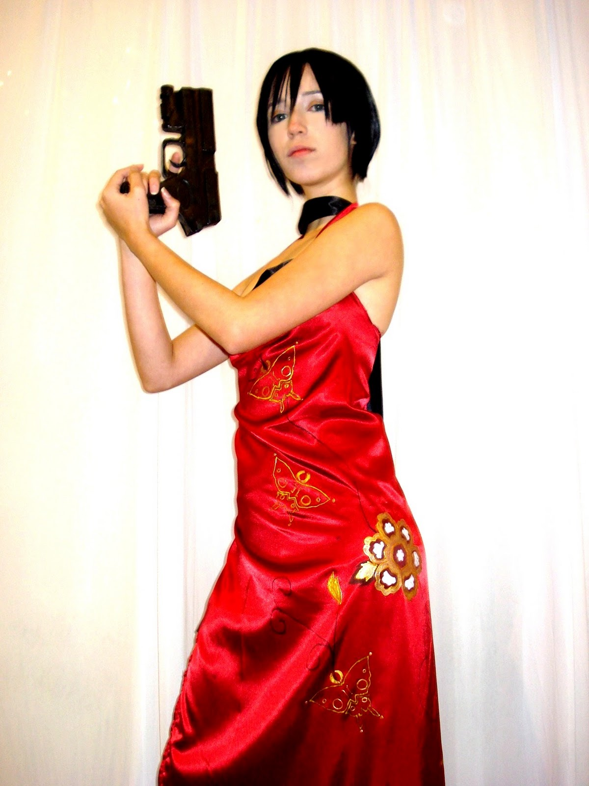 Ada Wong Cosplay - Resident Evil Cosplay