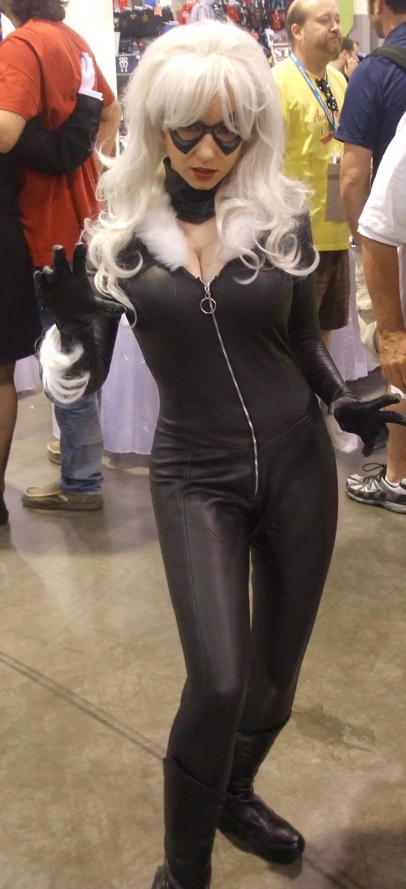 Black Cat Cosplay - Marvel Cosplay