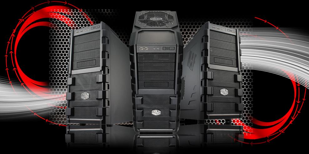 Cooler Master HAF 912 case