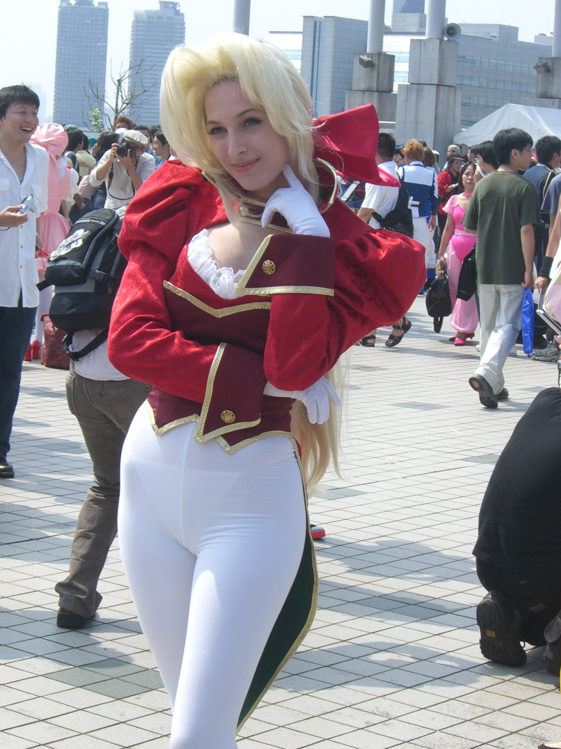 Dead or Alive Cosplay VI