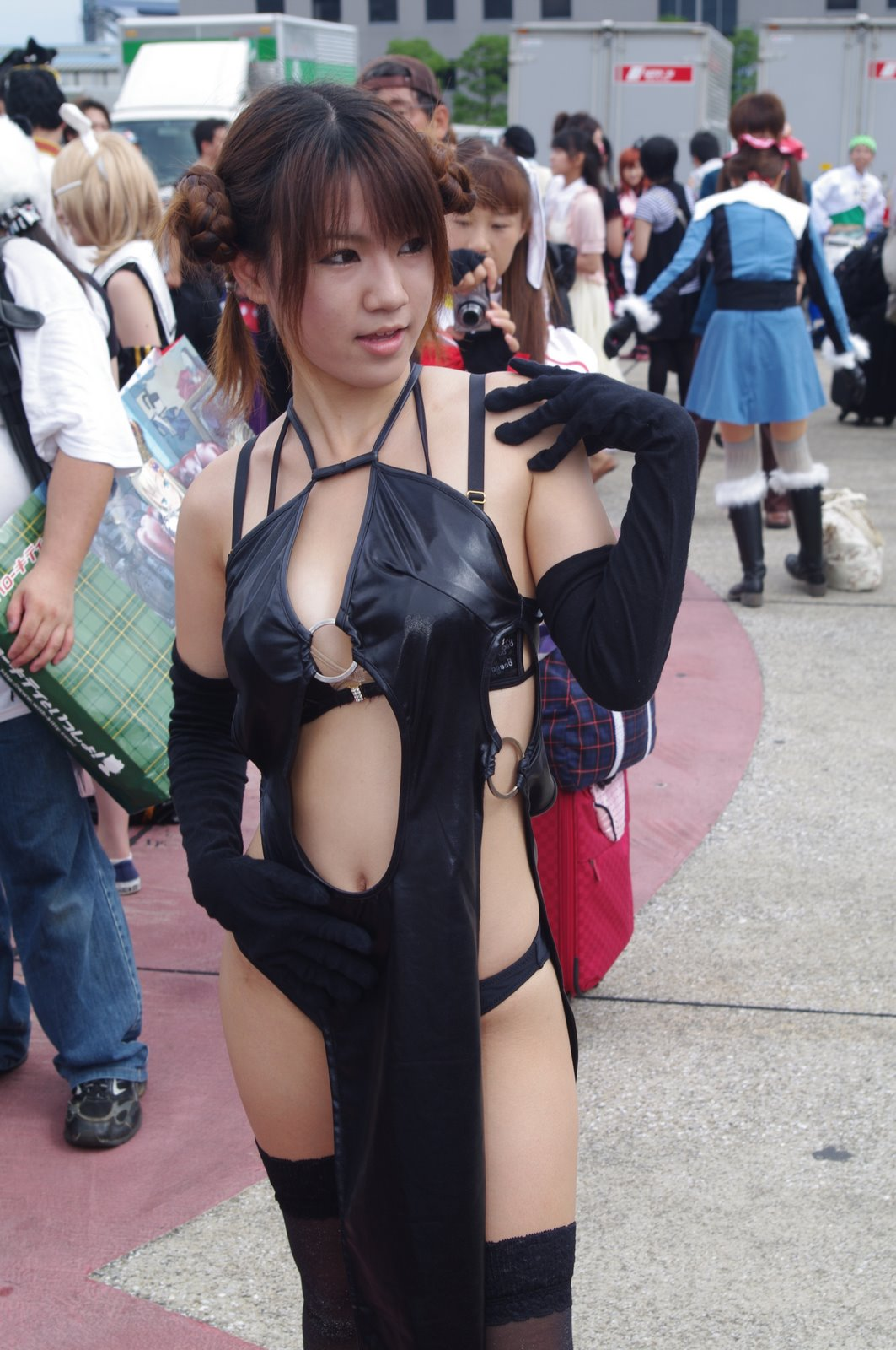 Dead or Alive Cosplay VII