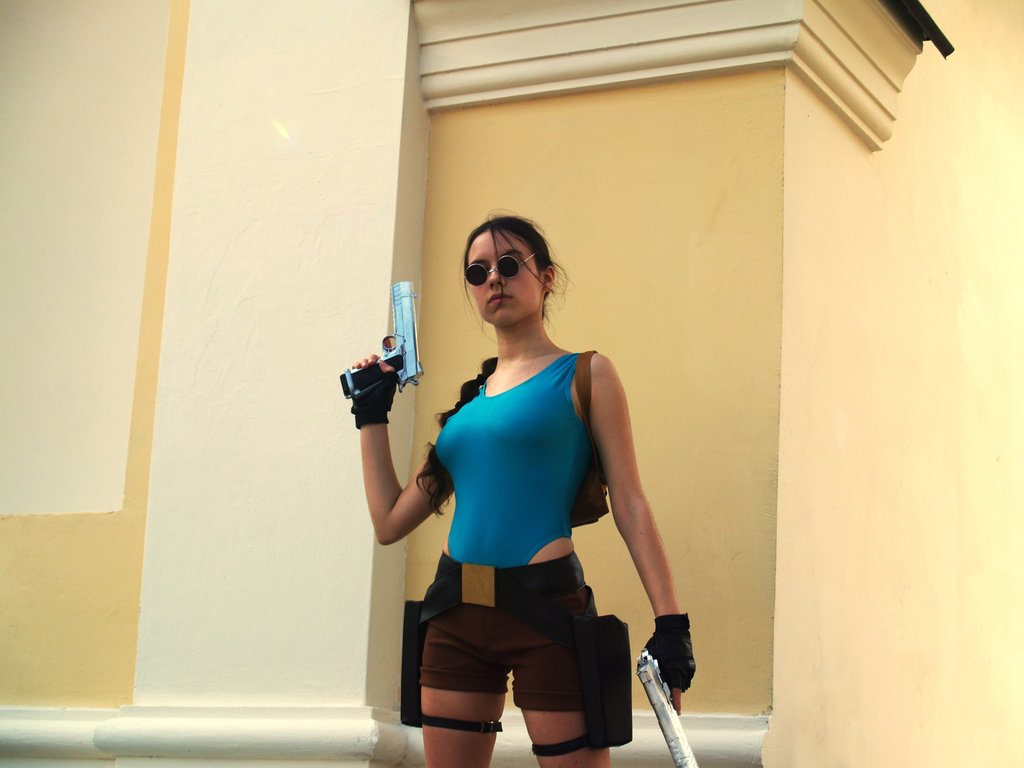 Lara Croft Cosplay, Tomb Raider Cosplay