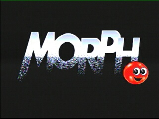 Morph - Title Screen