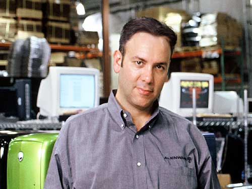 Nelson Gonzalez, co-founder of Alienware Corporation,