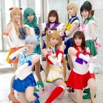 Sailor Moon Cosplay Team