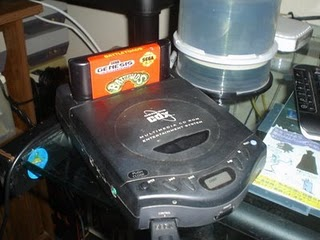 Sega CDX