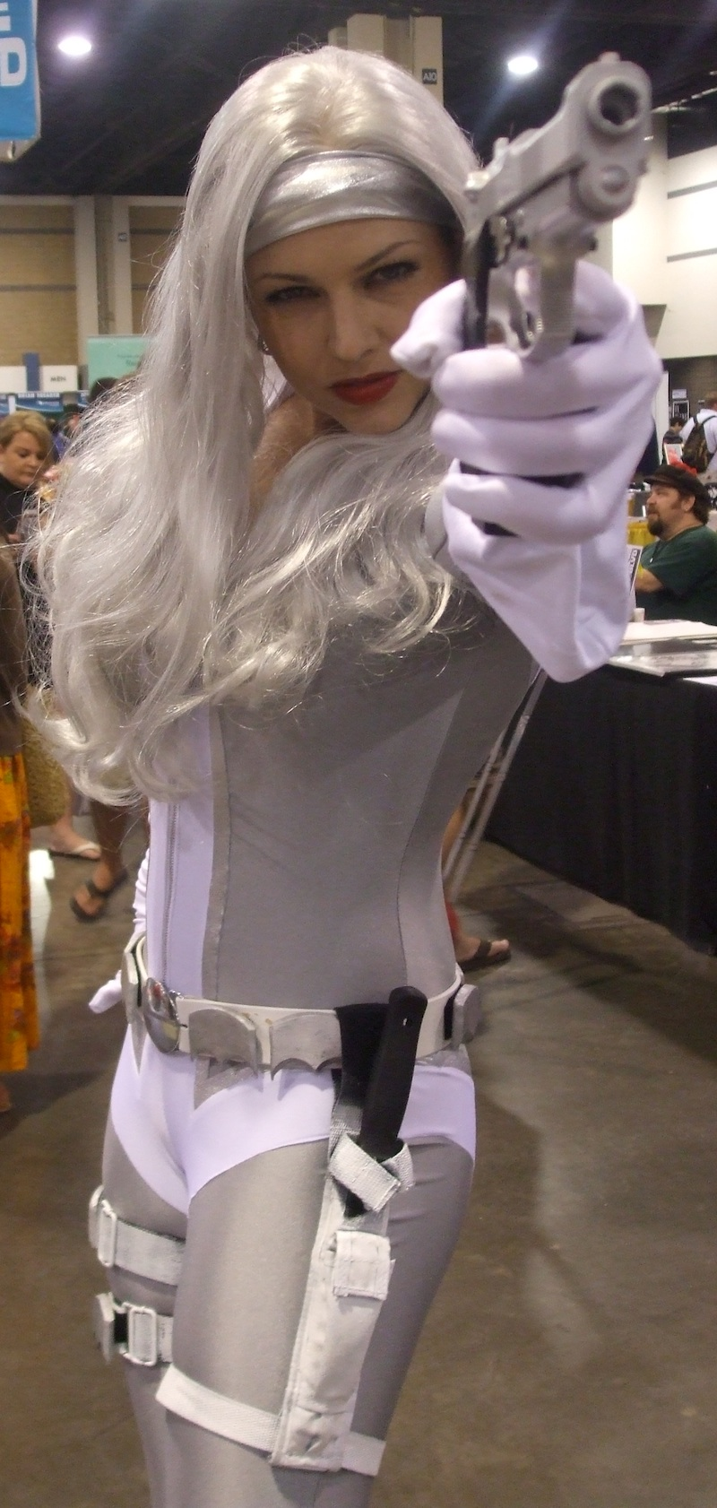 Silver Sable Cosplay - Marvel Cosplay