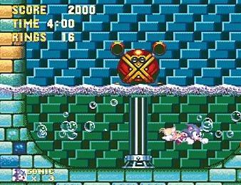 Sonic 3 - Gameplay Screenshot