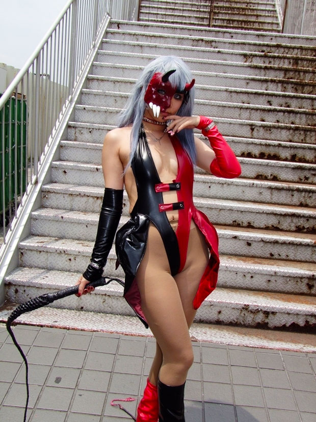 Video Game Cosplay VI