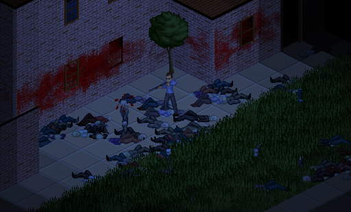 Project Zomboid screenshot