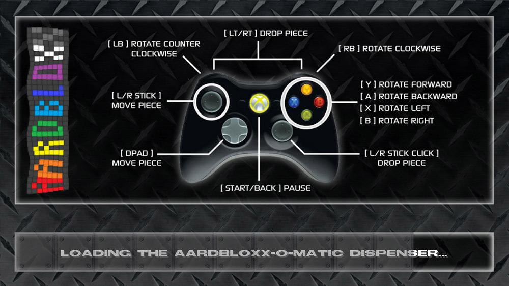 AardbloxX Gameplay Screenshot