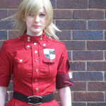 Blood Seras Cosplay