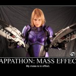 Fappathon - Mass Effect Motivational Poster