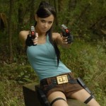 Laura Croft Cosplay - Tomb Raider Cosplay