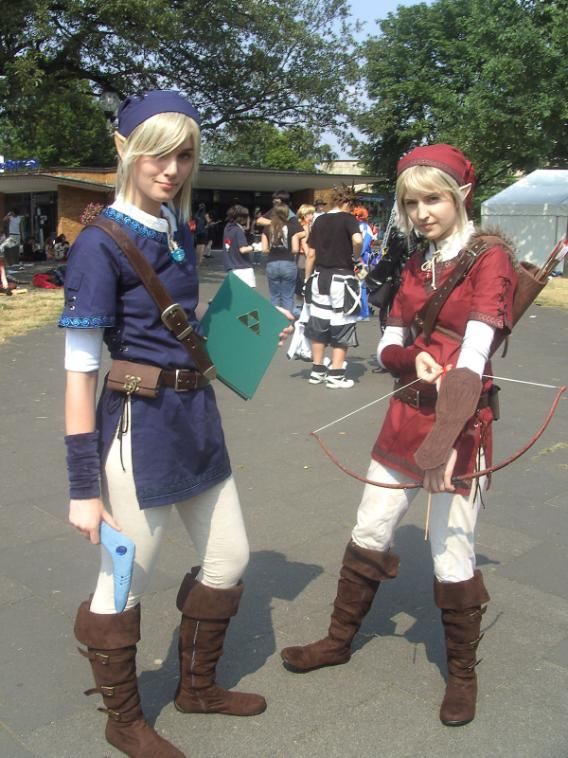 Video Game Cosplay