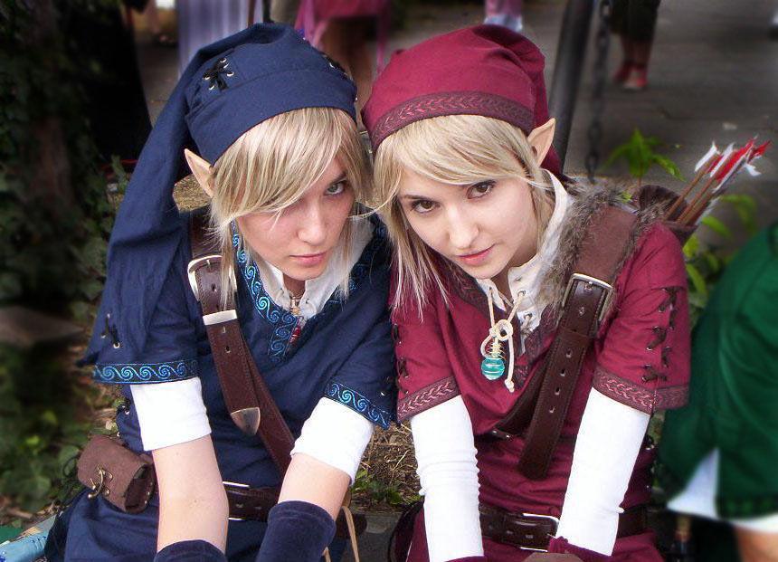 Link Girls Cosplay